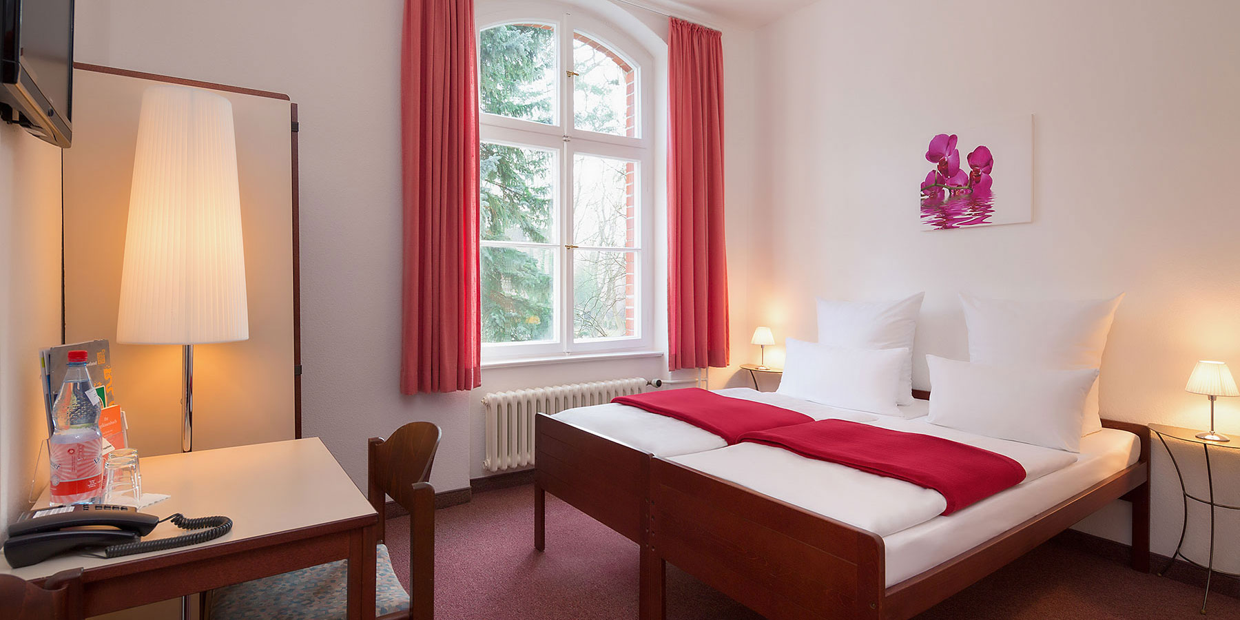 Doppelzimmer Altbau